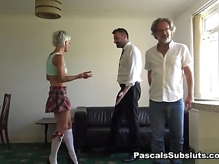Luna: Rude Brat Taught The Error Of Her Ways - Pascalssubsluts