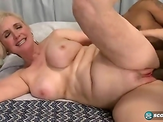 Hot Granny Mom Fucked Hard