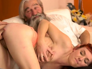 Old Man Sex Girl And Ass Granny First Time Unexpected Practi