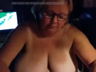 Small Dick Granny Blowjob And Cumshot