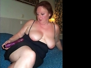 Omafotze Amateur Big Titted Granny Compilation