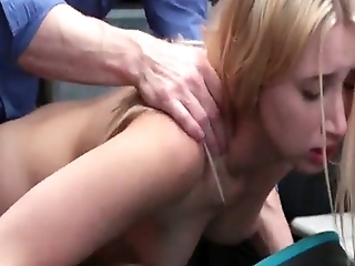 My Blonde Wife Fucks And Old Nasty Granny A Mother And Crony's Dau