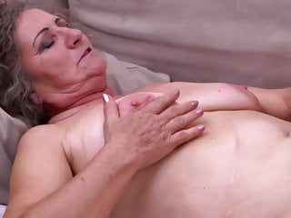 Granny Get Cuni And Warm Sperm From Boy