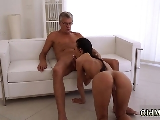 Old Granny And Hardcore Wife Creampie Finally She's Got Her Manager Dick
