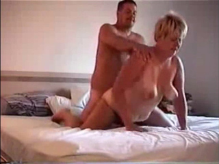 Wife Getting Fucked In Doggystyle