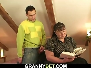 Busty Bookworm Bitch Picked Up And Doggy-fucked