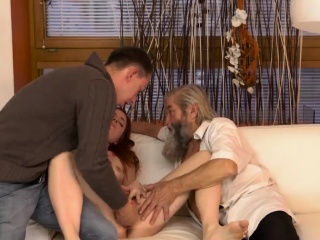 Old Granny Fingers Her Ass Unexpected Experience With An Old