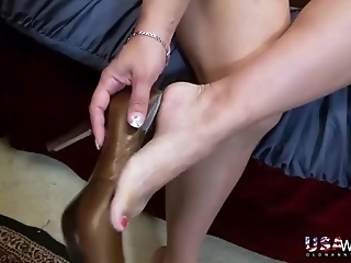 Hot Busty Matures From Usa Playing Alone